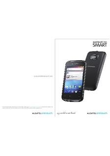 Alcatel One Touch 983 manual