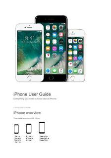Apple iPhone 6 (Smartphone) Manuals