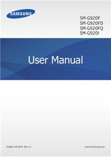 Samsung Galaxy S6 manual