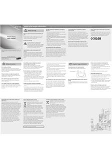 Samsung GT E1150 manual