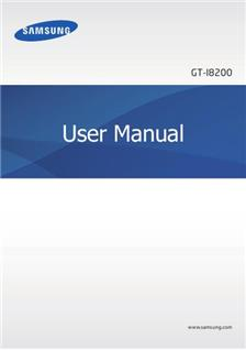 Samsung Galaxy S3 Mini manual