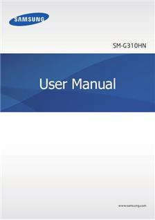 Samsung Galaxy Ace Style manual