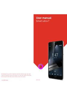 Vodafone Smart Ultra 7 manual