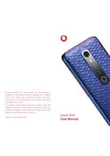 Vodafone Smart N10 manual