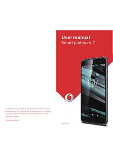 Vodafone Smart Platinum 7 manual